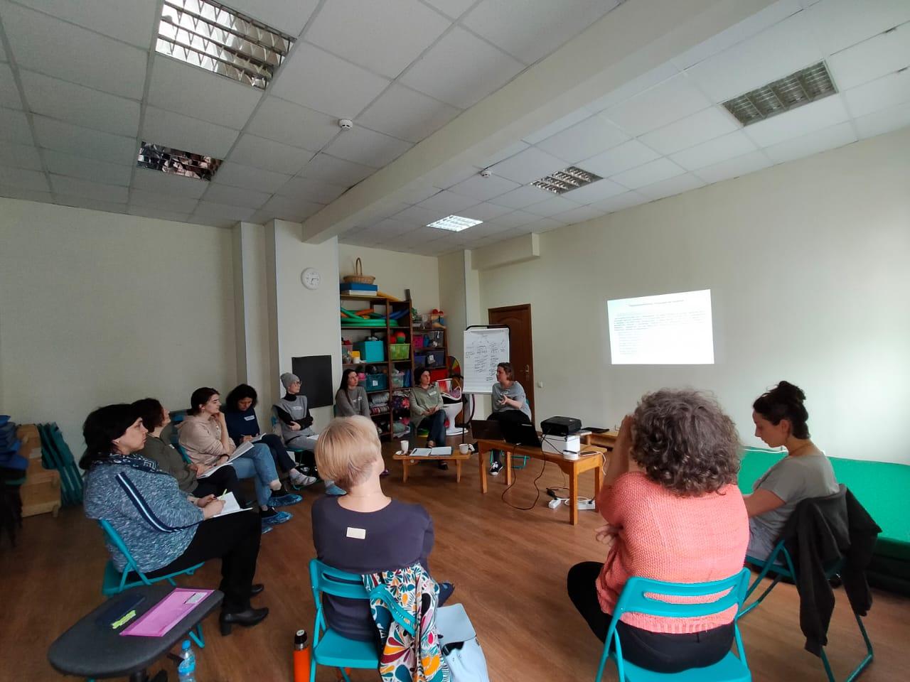 описание изображения Москва, Киров, Нижний Новгород: как прошёл тренинг-семинар для специалистов